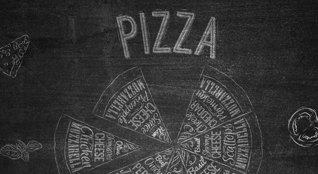 Qual é a origem da pizza?